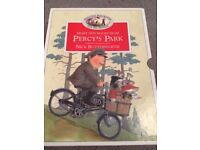 Percy the park keeper, 7 book collection in box