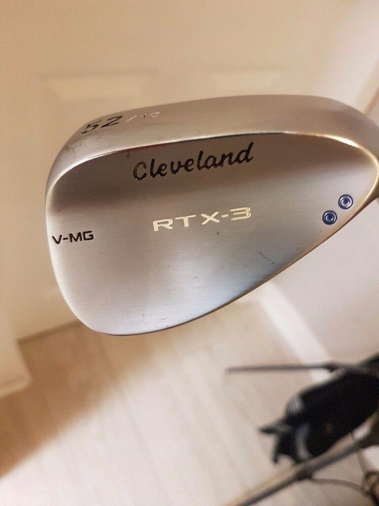 Cleveland VMG RTX -3 52 DEG WEDGE