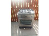 Extractor and hood also oven and hob