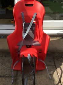 Boodie Child Bike Seat & bracket