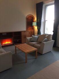 Large one bedroom furnished flat Windsor St West End Dundee.