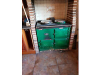 Excellent working order solid Fuel AGA (coal)