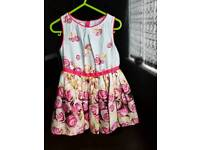 Ted baker dress 2-3 years