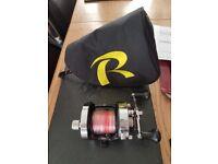 For Sale Rocket Reel Company built multiplier reel.