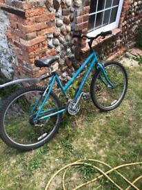 Rayleigh Vixen Ladies Mountain Bike
