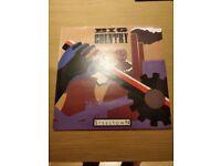 Big Country Steeltown vinyl LP