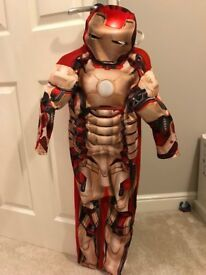 Iron Man Costume age 3-5
