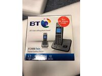 Bt 2000 cordless twin phone