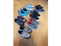 Boys trainers Nike adidas next