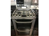 60CM STAINLESS STEEL ELECTROLUX GAS COOKER