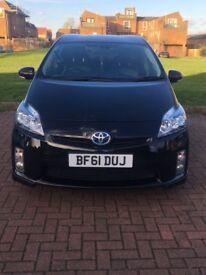 Toyota PRIUS 1.8 VVT-i 10th Anniversary,Special Edition 2011 200K miles ,6995£ Black