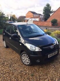 2009 Hyundai i!0 1.2 Classic 5dr EXCELLENT CONDITION Petrol Manual Hatchback