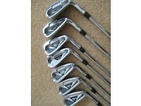 ORKA irons 4- p.wedge