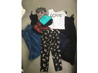 Ladies summer clothes bundle size M (UK 12) some new with tags