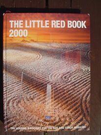 The Little Red Book Passenger Transport Industry handbook 2000