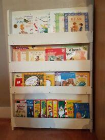 Book shelf by Tidy Books.