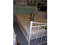 Bed: Queen sized Edwardian elegance (Fm Cambridge Re-Use)