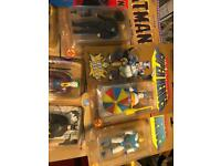 Job lot of Brand new collectible toys some over 30 years old
