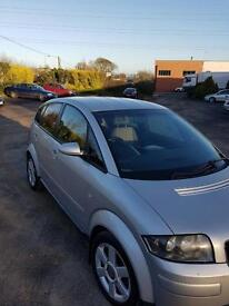 Audi A2 -MOT just done -130000 miles Price ONO