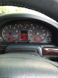 Audi A4 1.8 spare or repairs