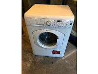Digital Hotpoint Aquarius WMF520 Washing Machine Fully Working with 4 Month Warranty