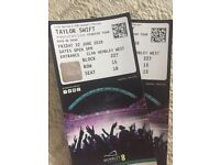 Taylor Swift @ Wembley Friday 22nd June