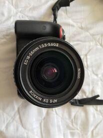 Nikon D3300 - 18-55mm Lens Kit