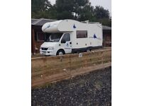 Fiat Elnagh Marlin Motorhome,Fully equipped ready to take you travelling