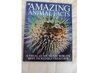 Animal Life and Planet Earth Fact books