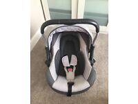 Silvercross Ventura Plus car seat birth to 18kg