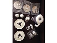 Kenwood Food Processor accessories