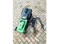 Bentley garden lawnmover electric 1200w cut trim grass