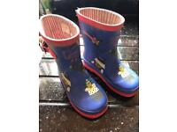 Boys Joules Wellies Infant 7
