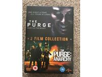 The purge 2 film collection