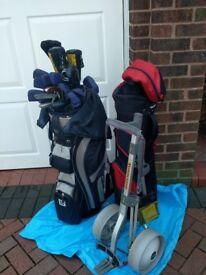 Golf Clubs King Cobra Graphite