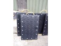 Outrigger/ Jack/ Weight distribution pad 2ft x 3ft rated to 38 tonnes