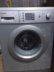 !!! BOSCH 6 KG 1200 SPIN DIGITAL DISPLAY WASHING MACHINE FULLY SERVICED!!!
