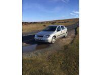 Vauxhall Astra 1.4 petrol 16v 12 months MOT 4 door silver 100k