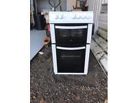 LOGIK LFTC50W12 Electric Ceramic Cooker Hob Oven CAN DELIVER