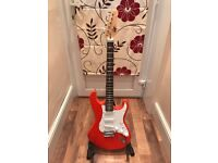 New Custom Built Stratocaster Electric Guitar. Right Handed