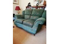 2 x Two Seater Sofas and 1 x Three Seater Sofa