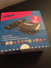 Now Tv box
