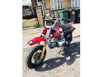 Crf50 Semi Auto Pitbike not quad cr kx rm yz