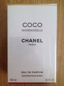 CHANEL COCO MADEMOISELLE 100ML EAU DE PARFUM