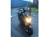 Yamaha aerox 50 12 months m.o.t