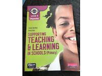 Supporting Teaching & Learning In Schools (Primary) Level 3 Diploma