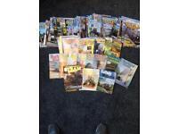 Collectors! Mint condition Steam train magazines