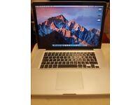 """MacBook Pro 15"""" i7 Quad - Specs in the pictures"""