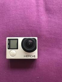 GoPro Hero 4 spares or repair REDUCED