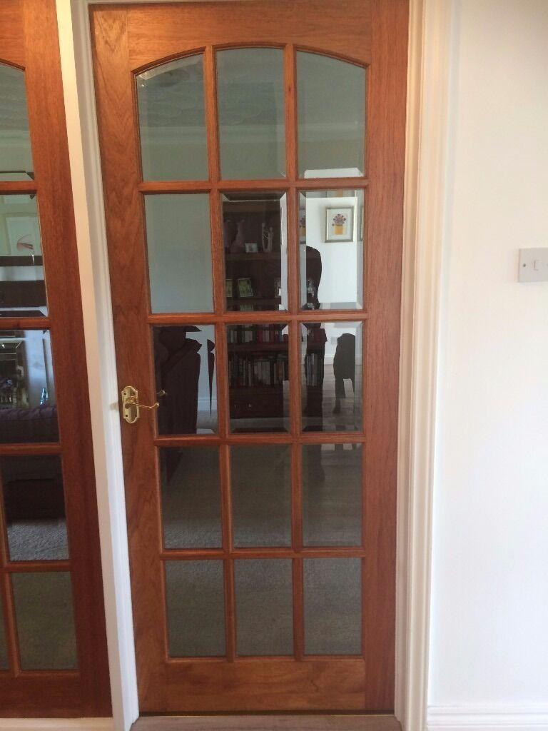 Glass Pane Double Doors In Broughty Ferry Dundee Gumtree